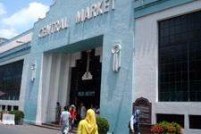 Entrance Central Market Kuala Lumpur