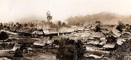 Kuala Lumpur old historic houses