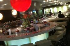Japanese sushi restaurant
