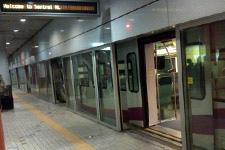 KLIA Express train 3