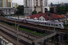 KLIA Express train 4
