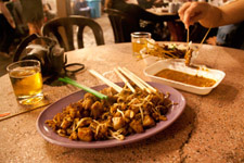 Ming Tien foodcourt dish