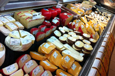 Cheeses available in Kuala Lumpur