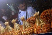 Ming Tien Food Court Satay