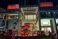 Shopping Mall Pavilion KL