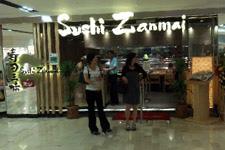 Sushi Zanmai restaurant