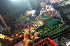 Taman Desa friday market