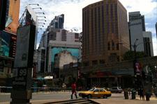 Taxi in Kuala Lumpur 1