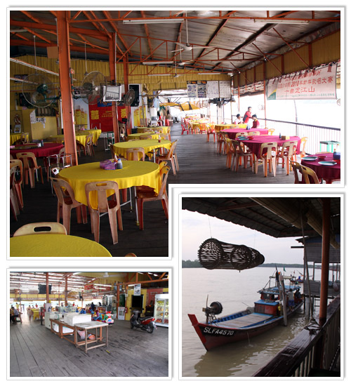 Restaurants at Pasir Penambang
