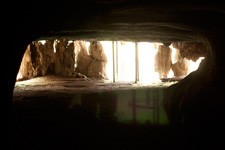 Inside Taat Cave
