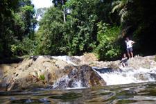 Soak Waterfall