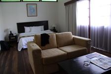 Room at Lake Kenyir Resort