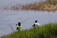 Angler's at Lake Kenyir 1