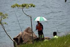 Angler's at Lake Kenyir 2