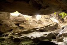 Bewah Cave at Lake Kenyir