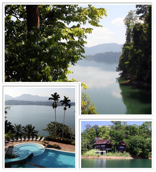 Lake Kenyir Malaysia 1