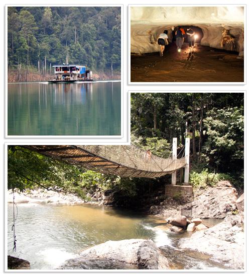Lake Kenyir Malaysia 3