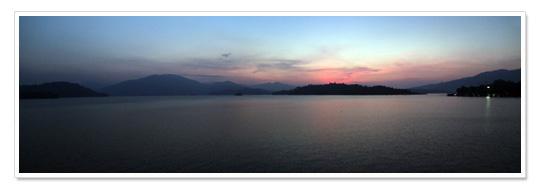 Lake Kenyir Panorama 2
