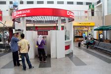 ATM at Langkawi airport