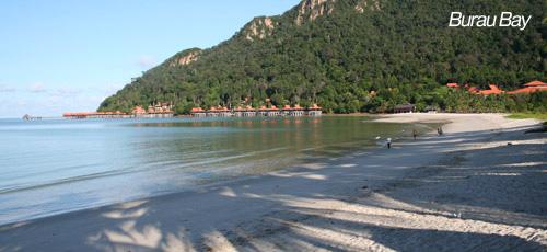 Burau Bay beach Langkawi