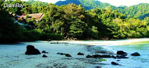 Datai beach Langkawi
