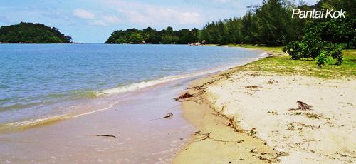 Kok beach Langkawi