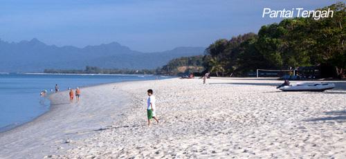 Tengah beach Langkawi