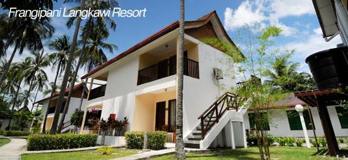 Frangipani Langkawi Resort