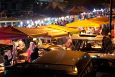 Kuah night market