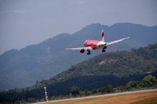 By air to Langkawi