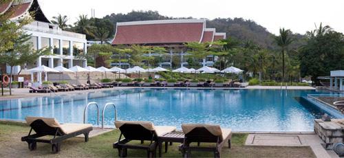 Pool Westin Resort Langkawi