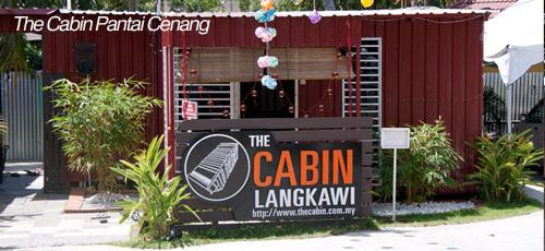 The Cabin Pantai Cenang Langkawi