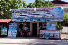 Tour office Pantai Cenang