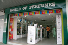 World of Perfumes Kuah city center