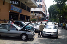 PJ Old Town Sunday morning car bazaar