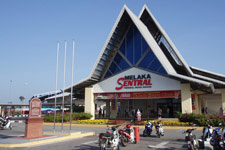 Malacca central bus station