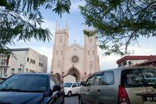 Malacca St Francis Xaviers Church