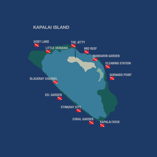 Kapalai island wonderful malaysia - Kapalai dive resort price ...