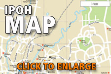 Map Ipoh