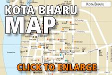 Map Kota Bharu