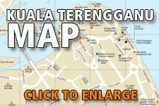Map Kuala Terengganu