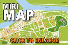 Miri city in Malaysia Wonderful Malaysia