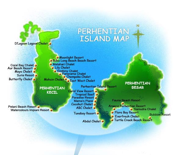 Perhentian Island In Malaysia Wonderful Malaysia