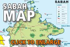 Map Sabah