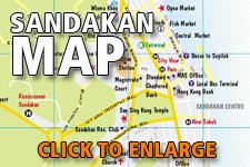 Sandakan city in Malaysia Wonderful Malaysia