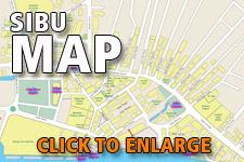 Map Sibu
