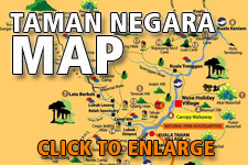 Map Taman Negara