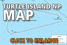 Map Selingan Turtle Island