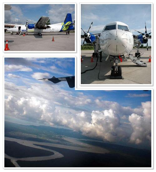 MASwings airline Malaysia
