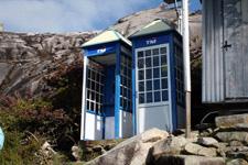 TM phone booth